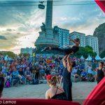 Dança Vertical - Por Thiago Lemos