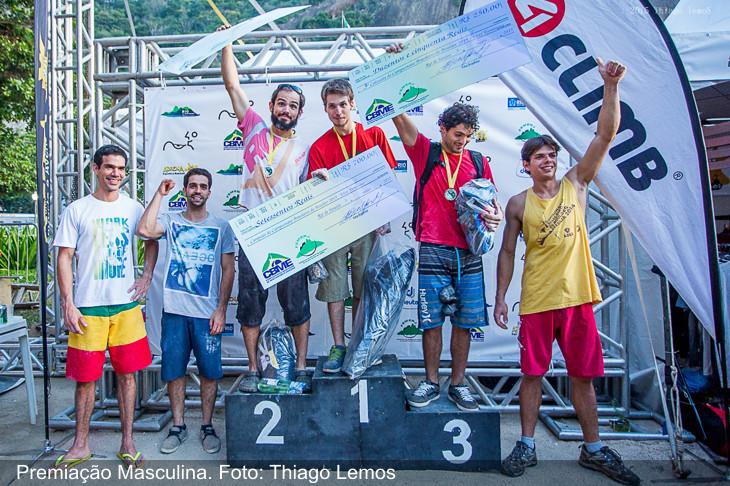 Campeonato Brasileiro de Boulder 2015 - Elite Masculina
