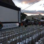 Cine Montanha na Praça
